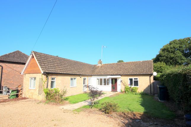 Thumbnail Bungalow for sale in Nuthurst Road, Monks Gate, Horsham