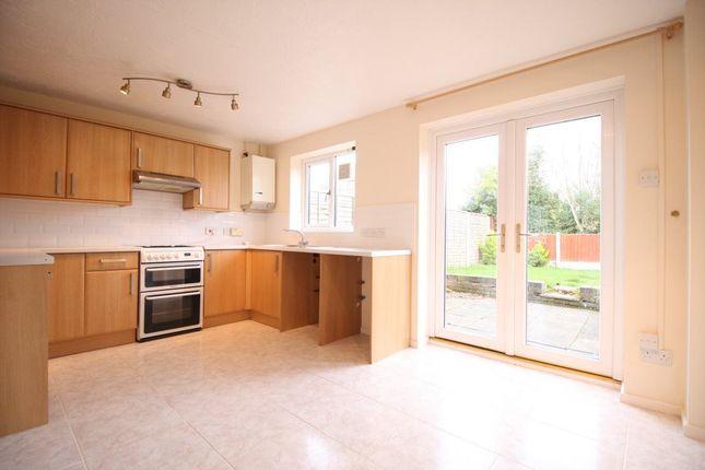 Thumbnail Detached house to rent in Carlton Close, Shrewsbury, Shropshire