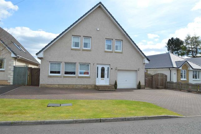 Thumbnail Detached house for sale in Gateside View, Lesmahagow, Lanark