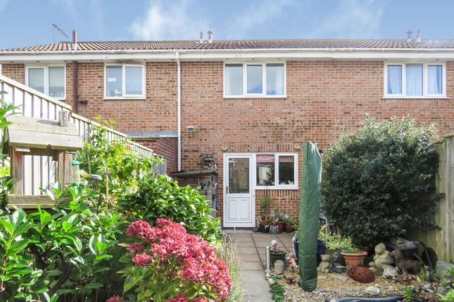 Terraced house for sale in Clyffe View, Crossways, Dorchester