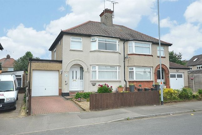 Thumbnail Semi-detached house for sale in 24 Kingsway, Kingsthorpe, Northampton