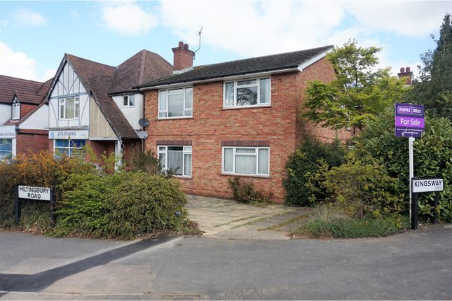 Thumbnail Maisonette for sale in Hiltingbury Road, Chandlers Ford