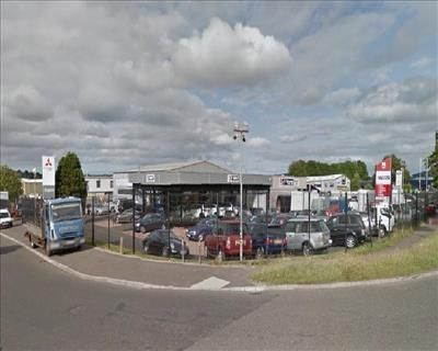 Thumbnail Commercial property for sale in J&F Motors, Mallusk Road, Mallusk, Newtownabbey, County Antrim