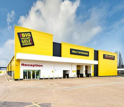 Warehouse to let in Big Yellow Self Storage Cambridge, Unit 14, Coral Park, Henley Road, Cambridge