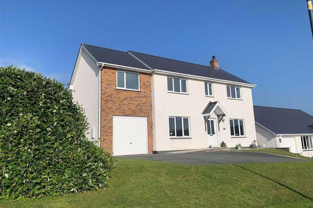 Detached house for sale in Allt-Y-Bryn, Llanarth, Ceredigion