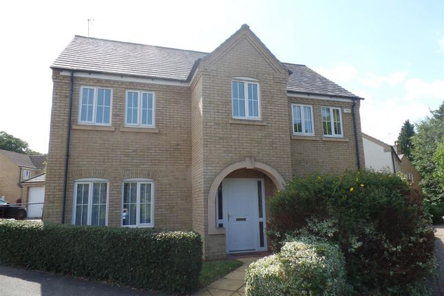 Thumbnail Property to rent in Longfield Gate, Orton Longueville, Peterborough