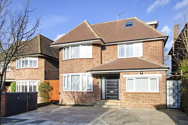 Thumbnail Detached house to rent in Connaught Drive, Hampstead Garden Suburb