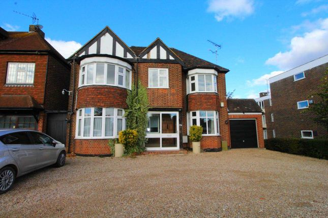 Thumbnail Detached house for sale in Hutton Road, Shenfield, Brentwood