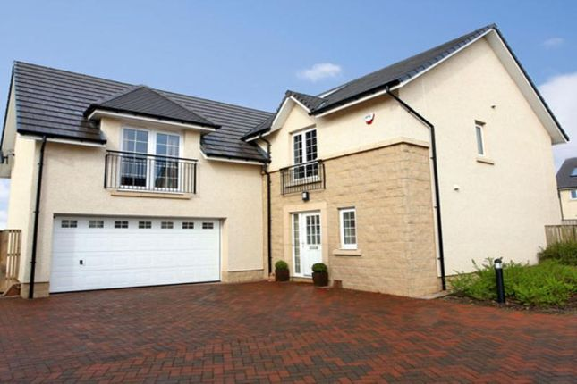 Thumbnail Detached house to rent in Blairythan Place, Fovern, Ellon