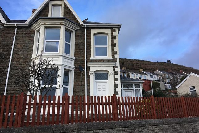 4 bed end terrace house for sale in Springfield Terrace, Baglan, Port Talbot, Neath Port Talbot. SA12