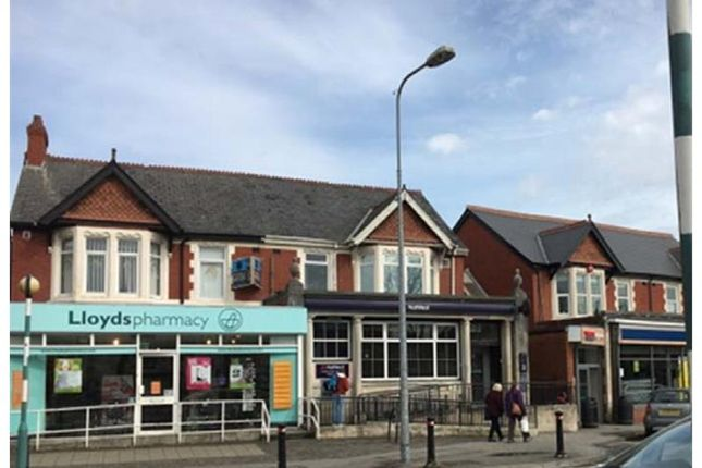 Thumbnail Office for sale in 6, Park Road, Cardiff, Caerdydd, UK