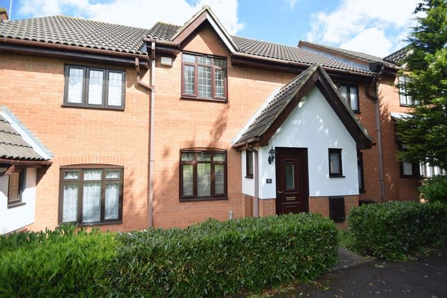 Thumbnail Terraced house for sale in Perrymead, Luton