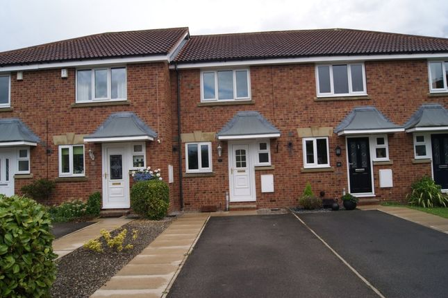 Thumbnail Terraced house to rent in Berryfield Garth, Ossett