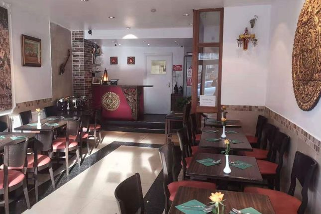 Thumbnail Restaurant/cafe to let in Lewisham Way, London