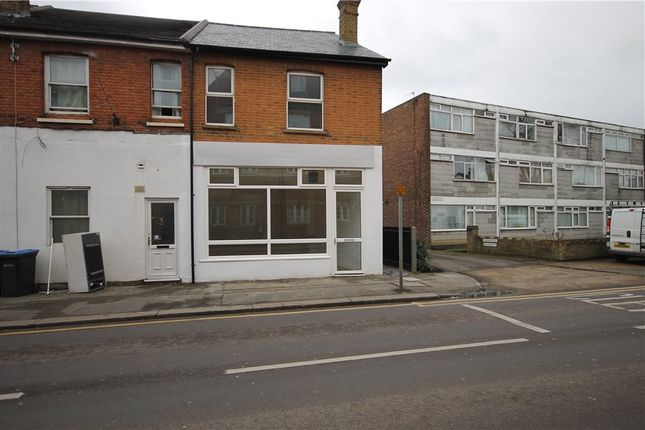 Thumbnail Flat for sale in High Street, Addlestone, Surrey