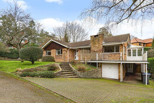 Thumbnail Detached house for sale in Cedarways, Farnham