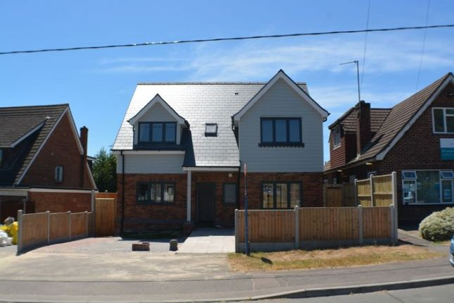 Thumbnail Property for sale in 2B Hawkwell Park Drive, Hawkwell, Hockley, Essex