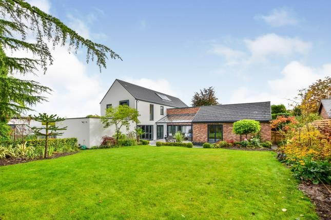 Thumbnail Detached house for sale in Willowmead Drive, Prestbury, Cheshire, Uk