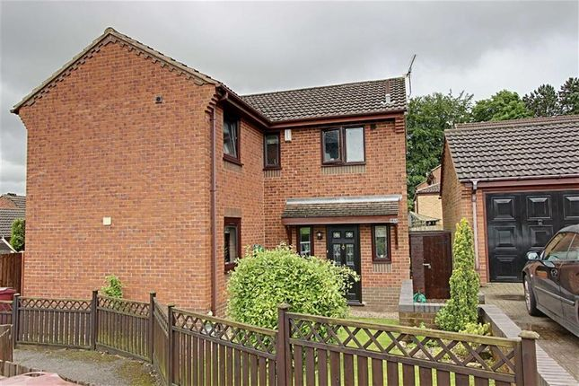 4 bed detached house for sale in Hallfield Close, Chesterfield, Derbyshire