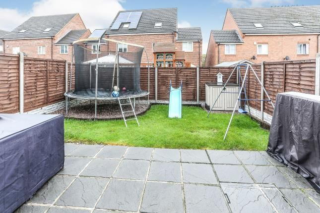 Garden of Buckden Close, Chelmsley Wood, Birmingham, . B37