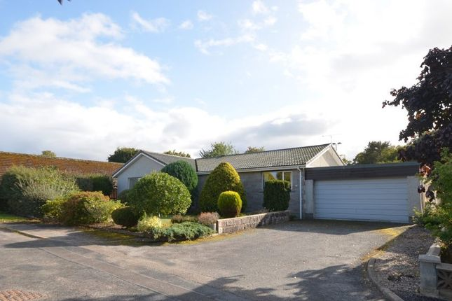 Thumbnail Detached bungalow for sale in 24 Glebe Road, Nairn