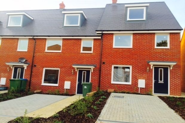 Thumbnail Property to rent in Colby Street, Southampton