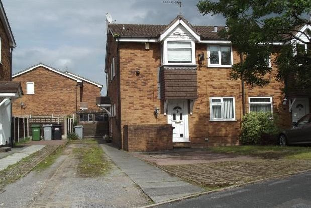 Thumbnail Property to rent in Larchwood Drive, Wilmslow