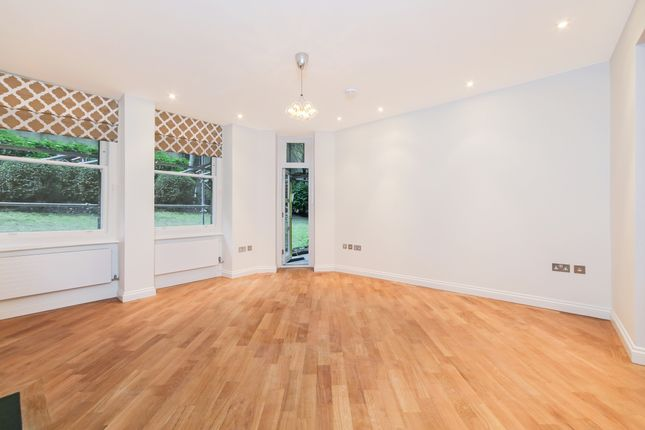 Reception of Campden Hill Road, London W8