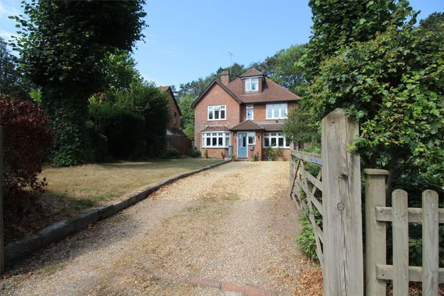 Thumbnail Detached house for sale in Winchester Road, Alton, Hampshire