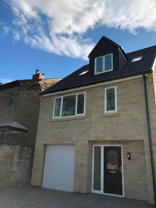 Thumbnail 4 bed detached house for sale in Cobcroft Lane, Cridling Stubbs, Knottingley