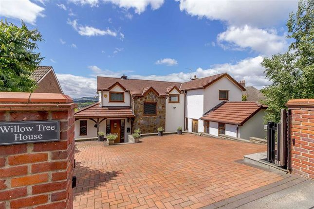 Thumbnail Detached house for sale in Caerleon Road, Llanfrechfa, Torfaen
