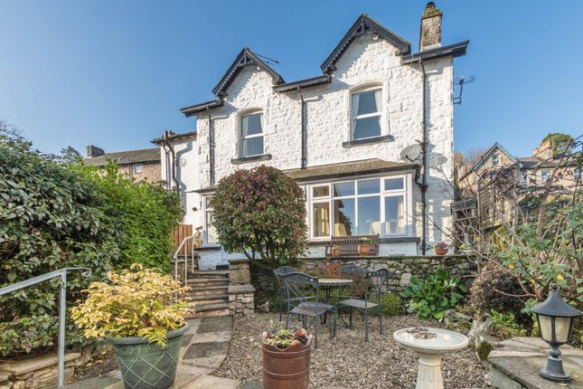 Thumbnail Link-detached house for sale in Rockhurst, Kents Bank Road, Grange-Over-Sands