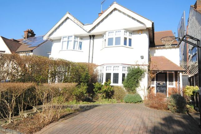 Thumbnail Semi-detached house to rent in Corringham Road, Golders Green