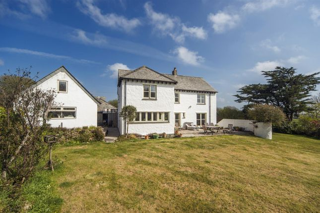 Thumbnail Detached house for sale in Chalbury Hgts Brill, Constantine, Falmouth