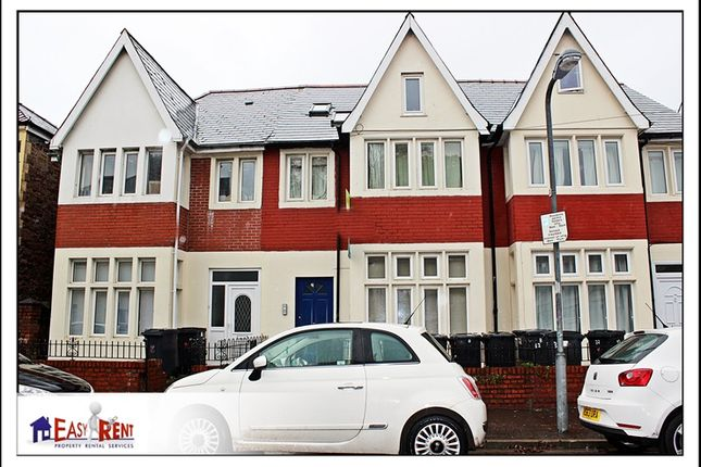 Thumbnail Flat to rent in Miskin Street, Cardiff