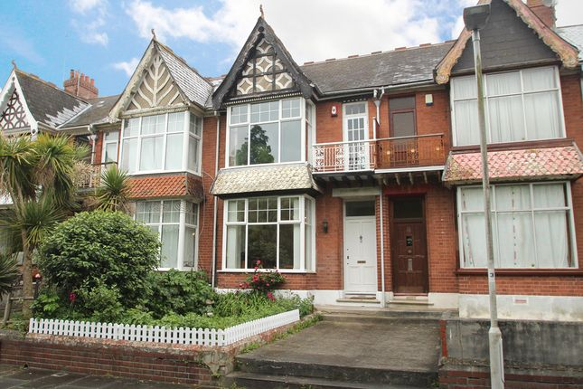Thumbnail Terraced house for sale in Queens Gate, Stoke, Plymouth