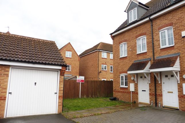 Thumbnail End terrace house for sale in Oxford Grove, Birmingham