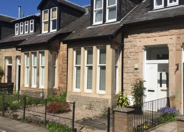 Thumbnail Terraced house for sale in Claremont Gardens, Milngavie, Glasgow