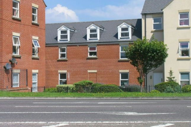 Thumbnail Flat to rent in Rowan Place, Locking Castle, Weston-Super-Mare
