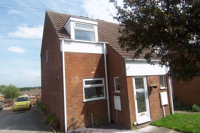 Thumbnail Semi-detached house to rent in Aspen Court, Forest Town, Mansfield
