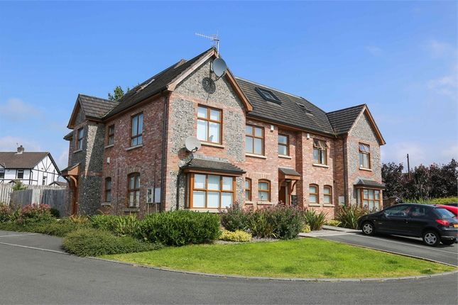 Thumbnail Flat for sale in Lismore Place, Newtownabbey, County Antrim