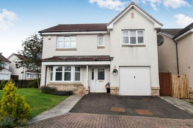 Thumbnail Detached house to rent in Hamilton Gardens, Armadale, Bathgate