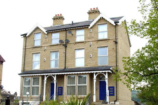 Thumbnail Block of flats for sale in Kirkgate, West Yorkshire
