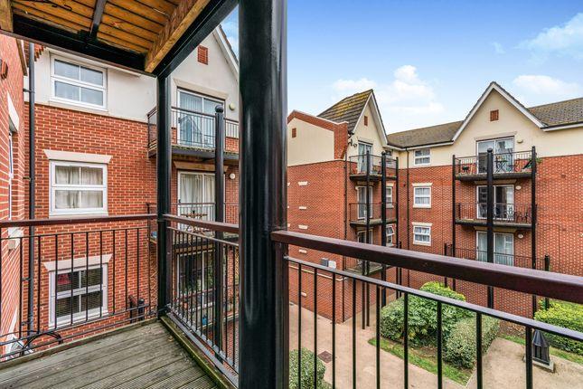 Thumbnail Flat to rent in Guild House, Briton Street, Southampton