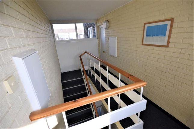 Internal Hallway of Wansbeck Court, Peterlee SR8