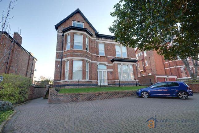 Thumbnail Flat to rent in Trafalgar Road, Birkdale, Southport