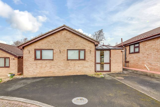 Thumbnail Detached bungalow to rent in Tiercel Mews, Dinnington, Sheffield