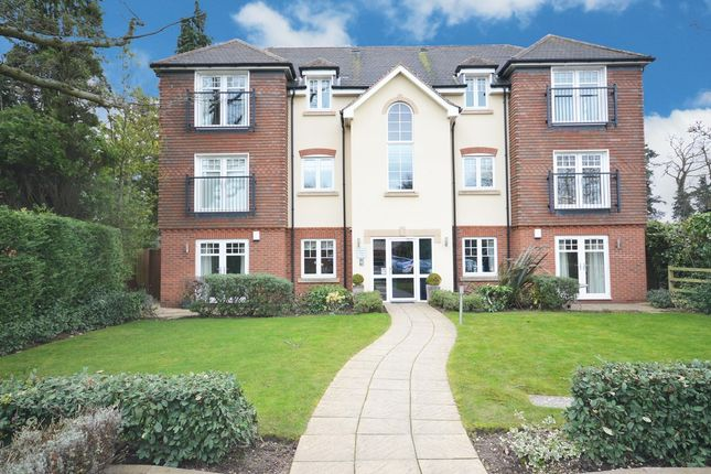Thumbnail Flat for sale in Hawthorn Court, Bucknell Close, Solihull