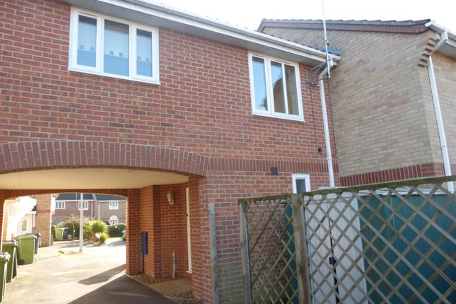Thumbnail Property to rent in Thistle Close, Thetford