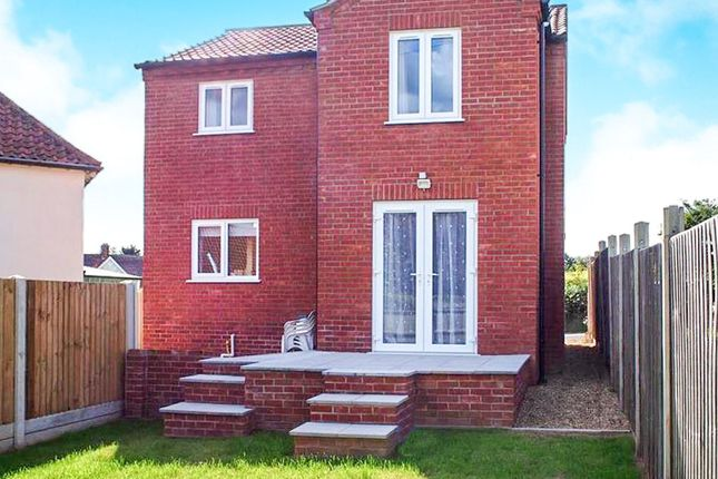 Thumbnail Detached house for sale in Church Lane, Mundesley, Norwich
